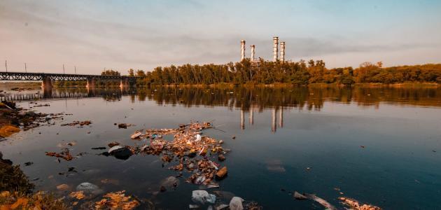 ما هي مصادر التلوث