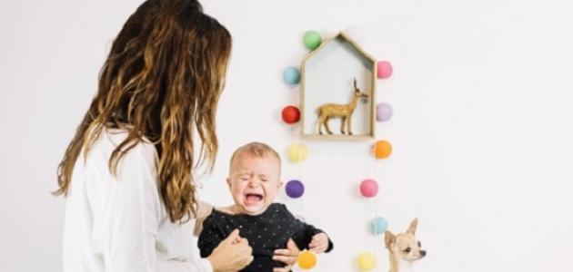 ما هي أعراض نقص الفيتامينات للأطفال