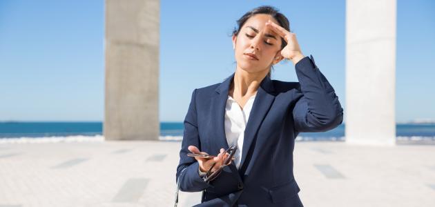 أسباب دوار الرأس وعدم التوازن