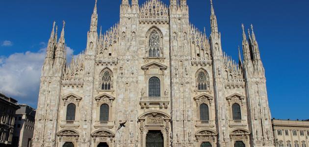 أهم المعالم السياحية في ميلان