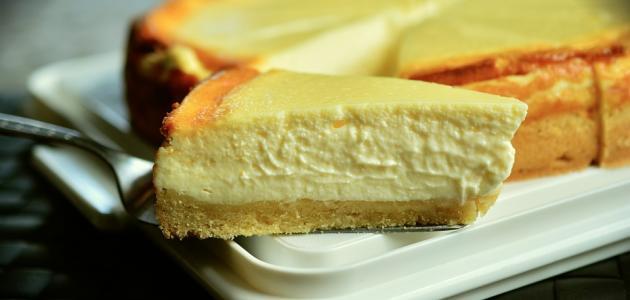 طريقة عمل كريمة الجبنة