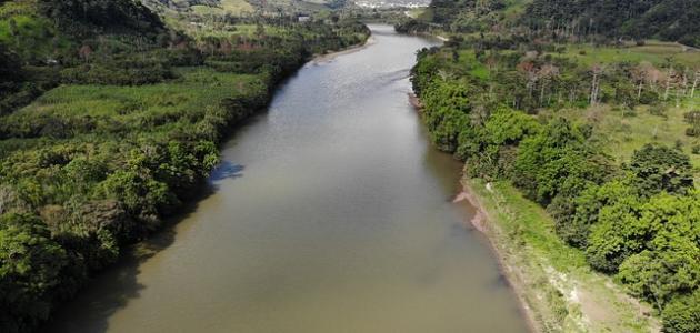 أين يقع نهر الأمازون كنج كونج