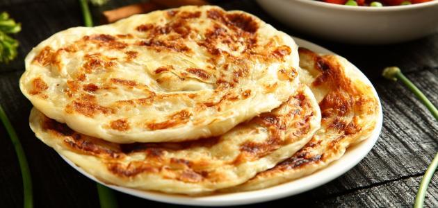 كيفية تحضير الخبز الهندي