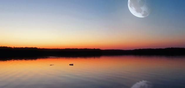 ما هي ظاهرة القمر العملاق