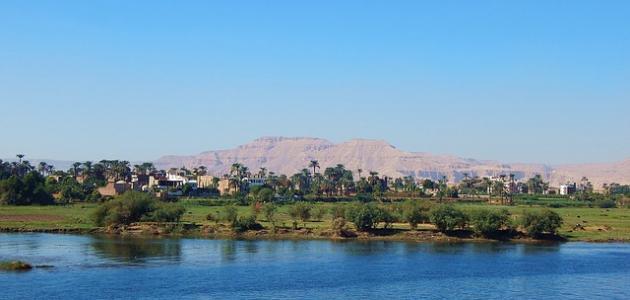 ما فوائد نهر النيل