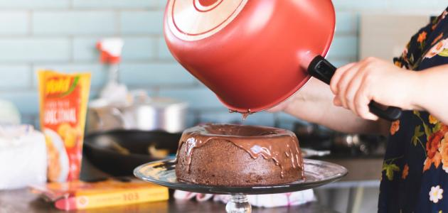طريقة عمل صوص الشوكولاتة بدون كاكاو