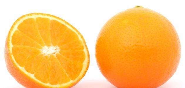 فائدة أكل البرتقال على الريق
