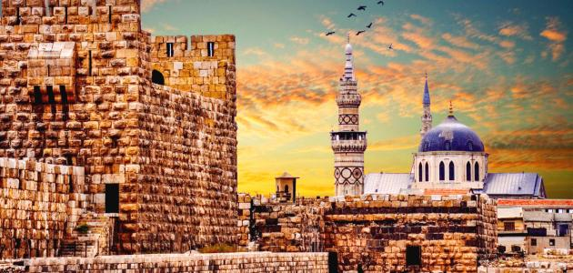 ما الاسم الآخر لدمشق عاصمة سوريا