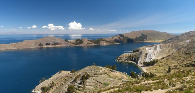 ما هي أعلى بحيرة في العالم