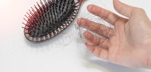 ما هو الحل لتساقط الشعر عند النساء