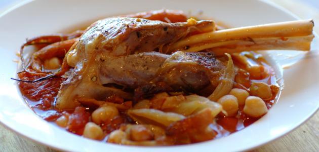 طريقة تحضير شطيطحة لحم الجزائرية