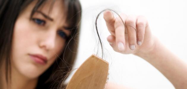 ما هو معدل تساقط الشعر في اليوم