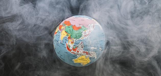 آثار ظاهرة الاحتباس الحراري