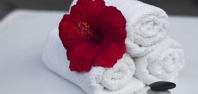 كيفية اغتسال المرأة من الحيض