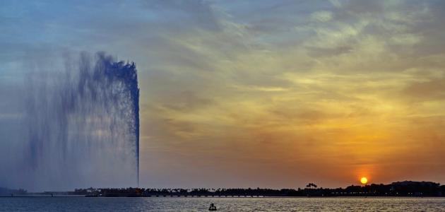 أجمل الأماكن السياحيه في جدة