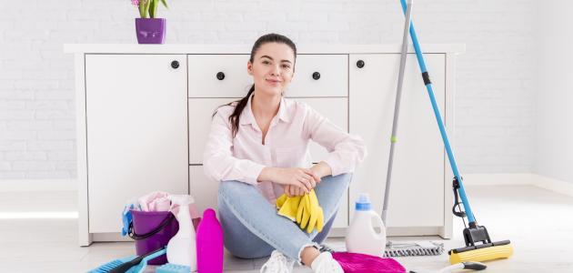 كيفية تنظيم الوقت في شغل البيت