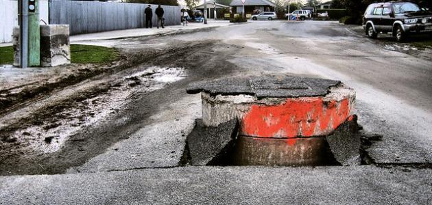 آثار الزلازل على الإنسان