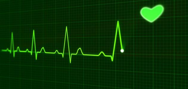 ما هو السبب في زيادة ضربات القلب