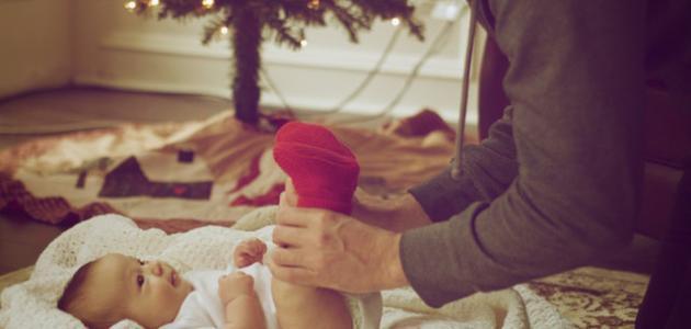 كيف أتعامل مع طفل عمره 3 شهور