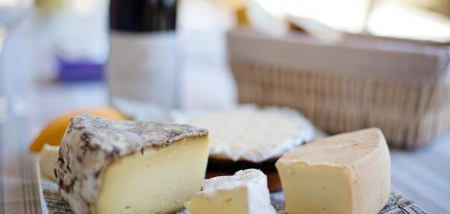 كيفية تحضير الجبن