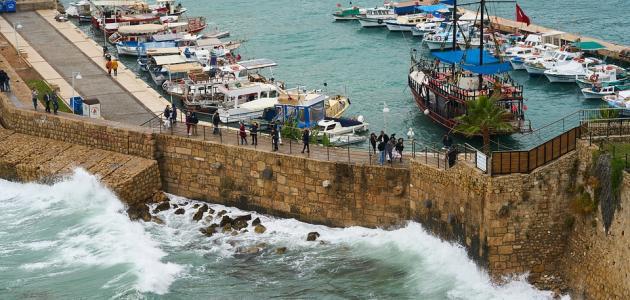 أجمل أماكن أنطاليا