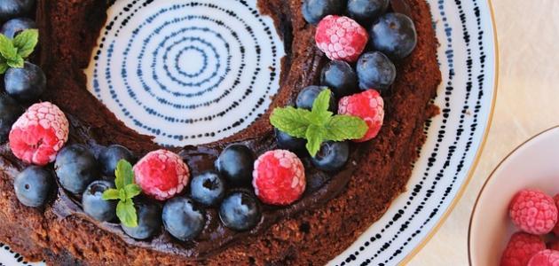 كيفية تحضير كعكة الشوكولاتة سهلة