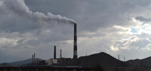 آثار التلوث الهوائي