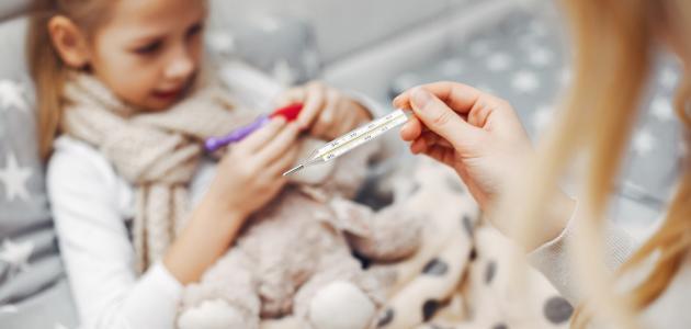 ارتفاع كريات الدم البيضاء عند الأطفال