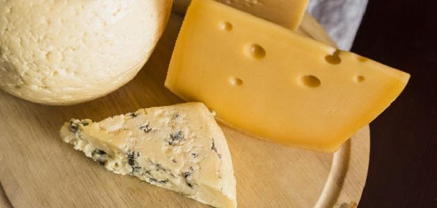 كيف يصنع الجبن الأحمر