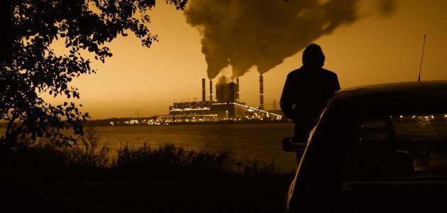آثار التلوث على الإنسان
