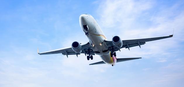 كم سرعة الطائرة