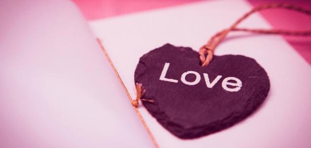 ماذا يعني لك الحب