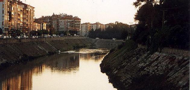 لماذا سمي نهر العاصي بهذا الاسم