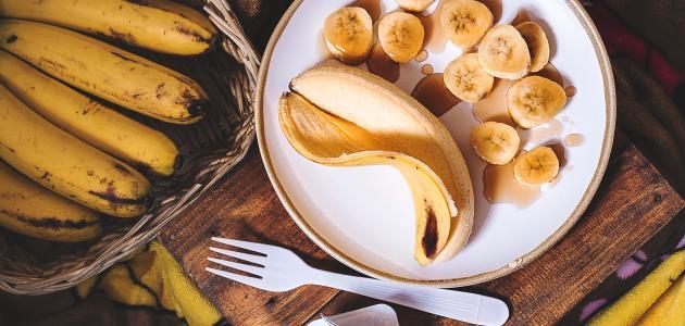 ما فائدة الموز للشعر
