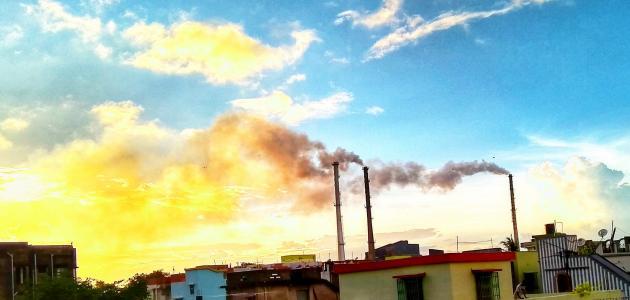 آثار التلوث على الصحة والبيئة والاقتصاد