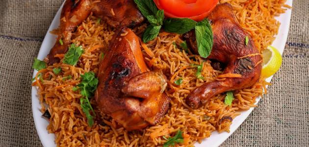 كيفية طبخ الأرز بالدجاج