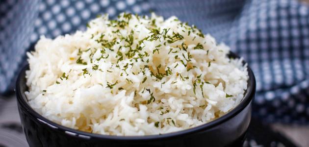 كيفية طبخ الأرز البسمتى