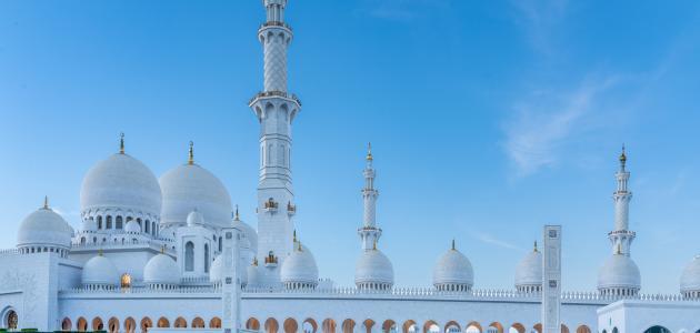 كيفية الاعتكاف في المسجد