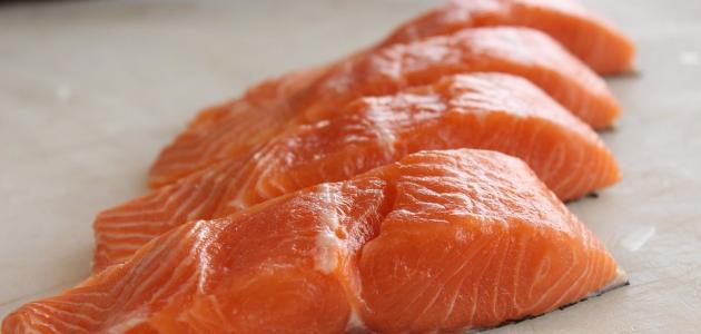 كيفية طبخ سمك السلمون
