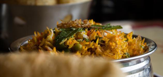 كيفية تحضير طبق الأرز بالدجاج