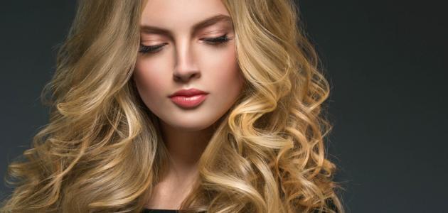 كيفية تخصيل الشعر باللون البلاتيني
