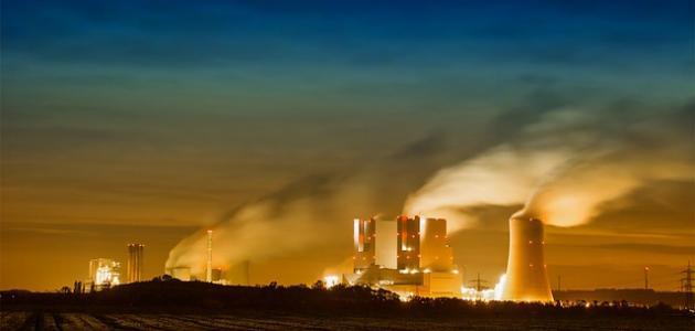 كيفية تلوث البيئة