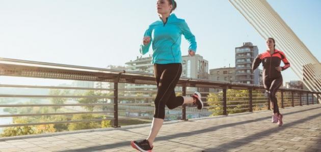 كيفية الجري لمسافات طويلة