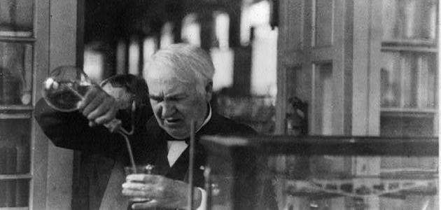 ماذا اخترع إديسون