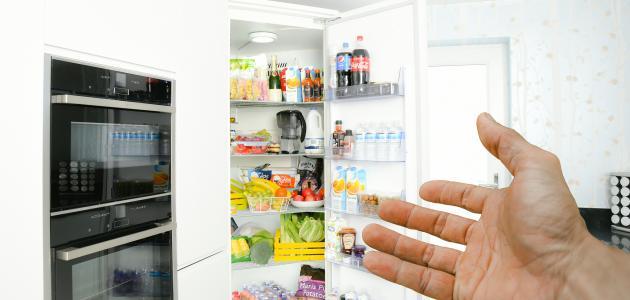 كيفية تنظيم الثلاجة