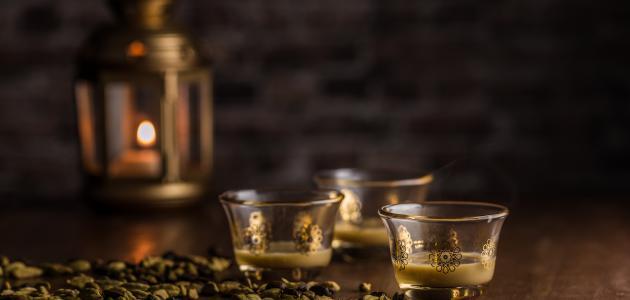 طريقة عمل القهوة السعودية الشقراء