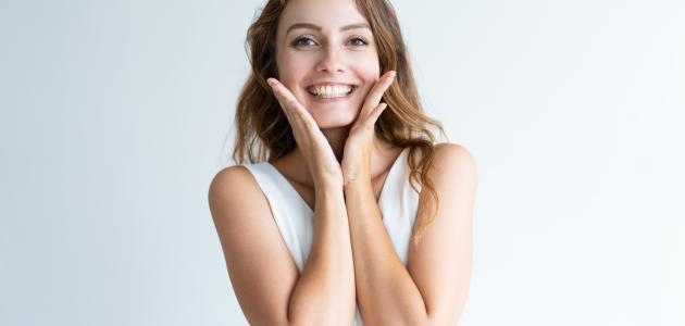 طريقة تفتيح مسامات الوجه