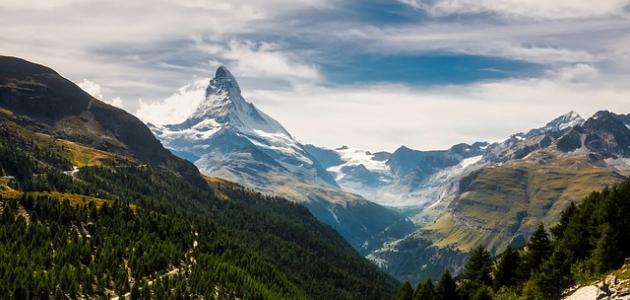 أجمل ما في سويسرا