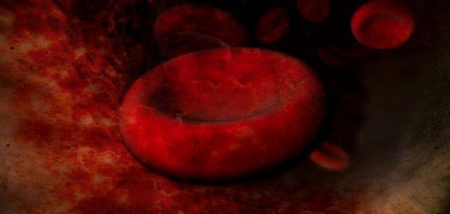 تعريف خلايا الدم الحمراء
