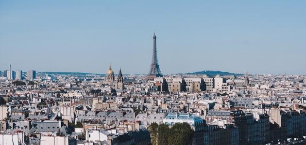 ما اسم عاصمة فرنسا